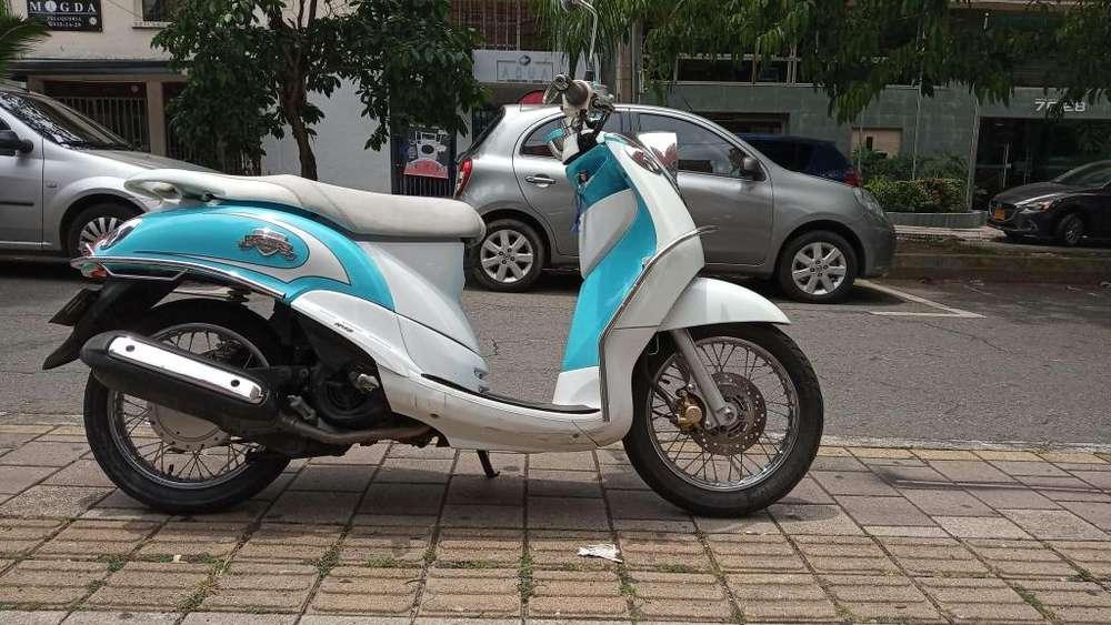Honda Fino modelo 2013