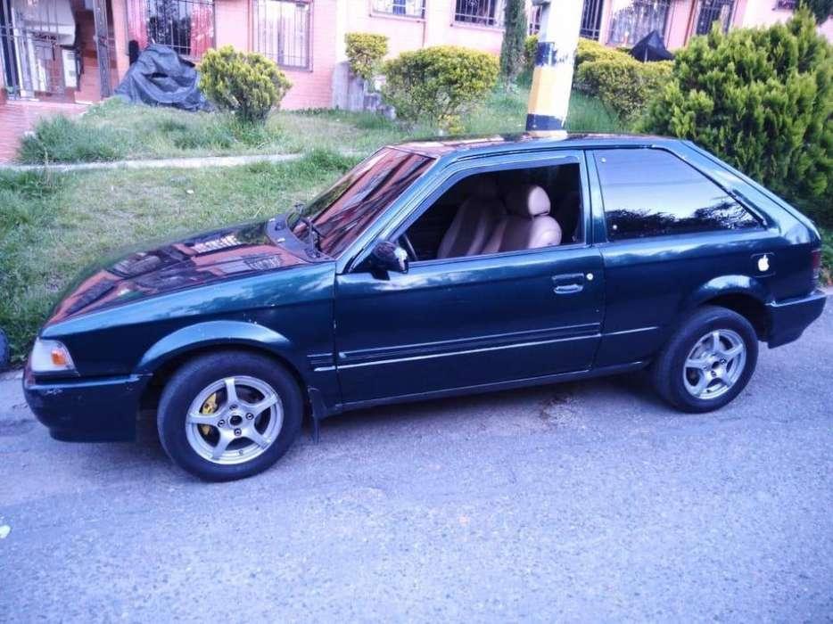 Mazda 323 1996 - 284684 km
