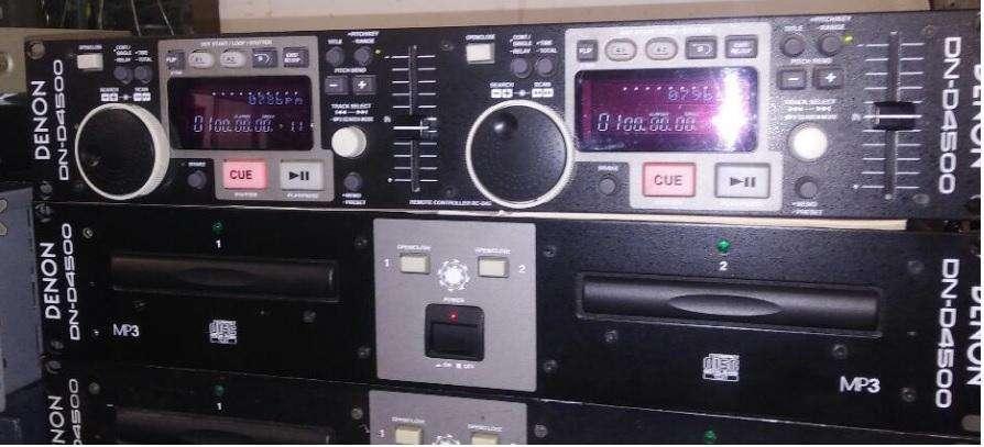 Denon DN-D45000 para reparar