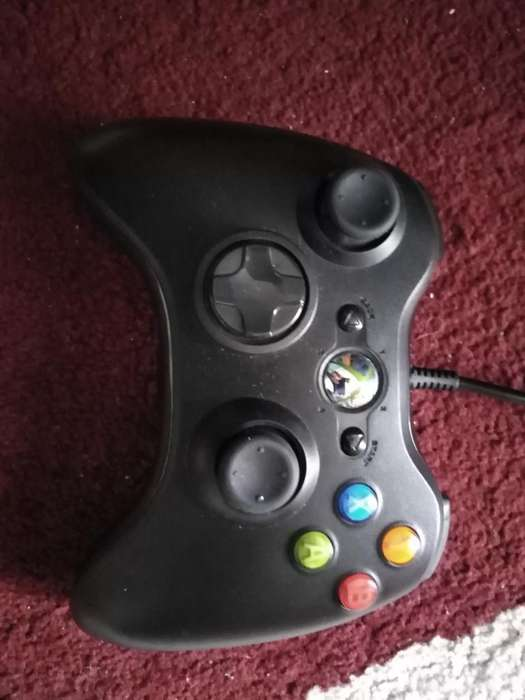 Control de Xbox 360 Alambrico