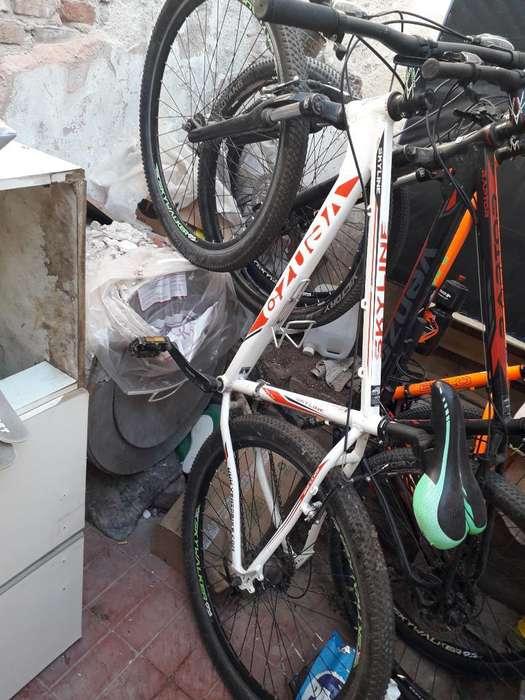 Vendo Bicicleta Venzo Skyline Rodado 29
