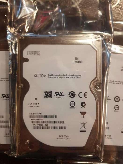 DISCO RIGIDO 200GB Y 160GB