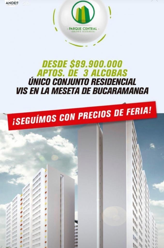 Apartamentos Vis en El Keneddy Bucaraman
