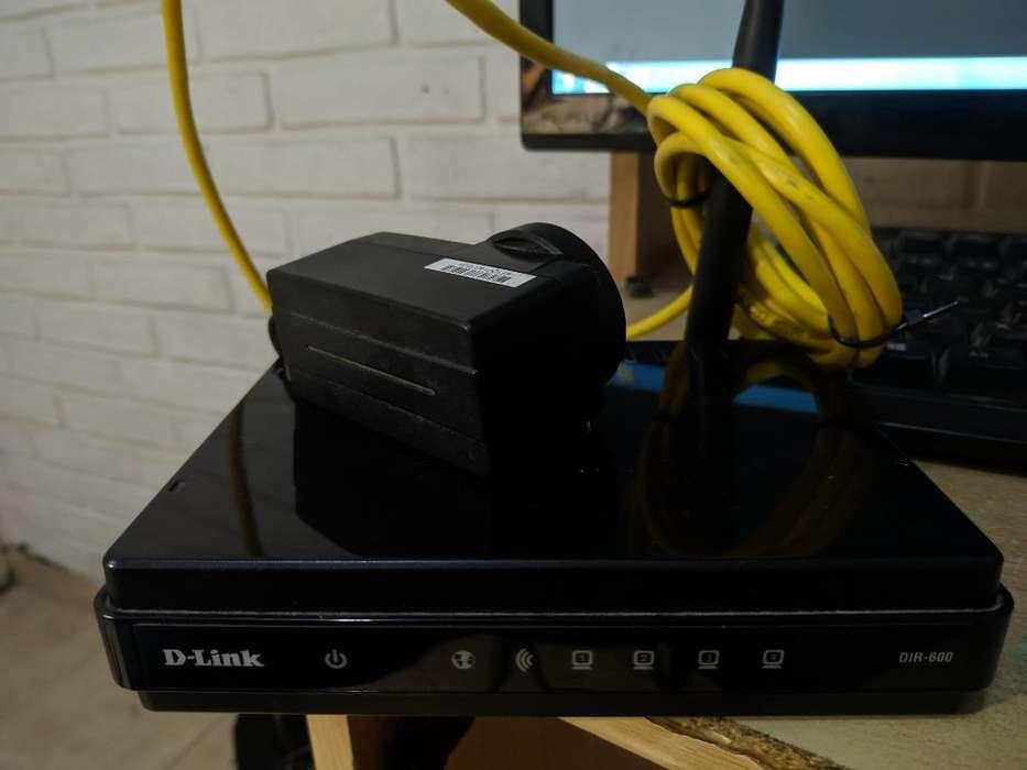 Router Wifi Dlink Dir-600