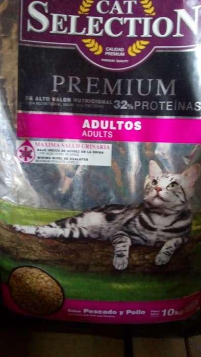 Alimento para <strong>gato</strong>s Cat Selection