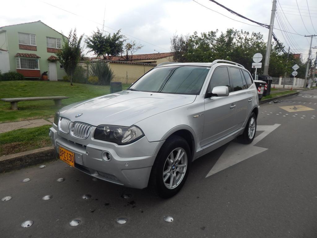 BMW X3 CON TECHO