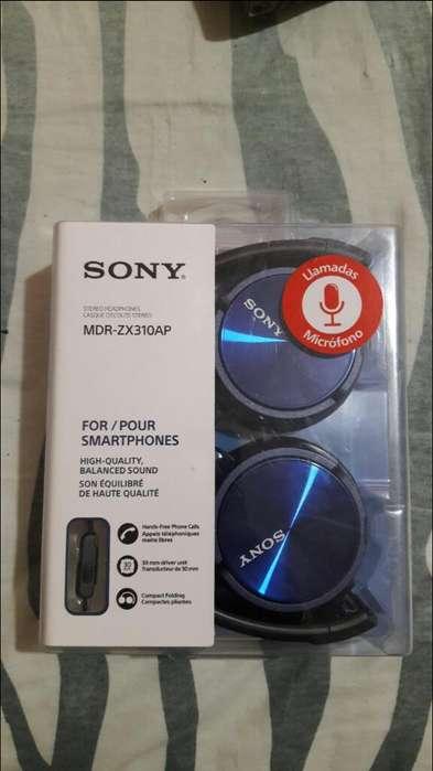 Venta de Audifonos Sony con Microfono