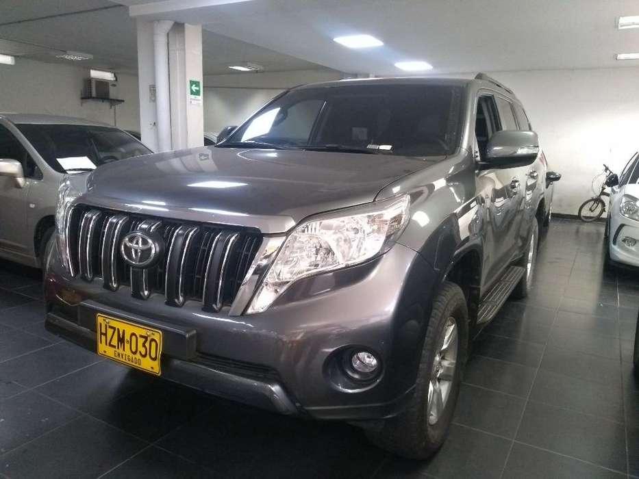 Toyota Prado 2014 - 52661 km