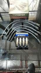 Kit de Bujías Y Cables 9.11.19