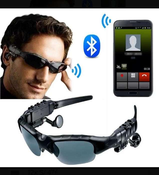 Lentes Bluetooth para Llamadas Y Musica