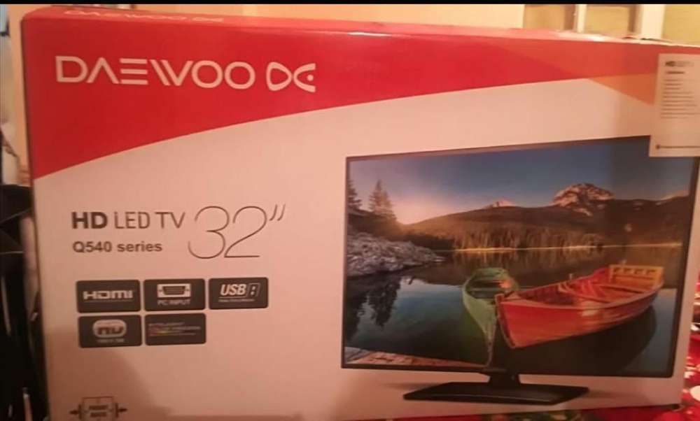 Vendo Tv Daewoo 32 Pulgadas