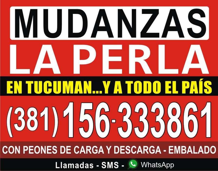 MUDANZAS 3816333861 Fletes, Tucuman y cualquier destino, Servicio de Embalaje