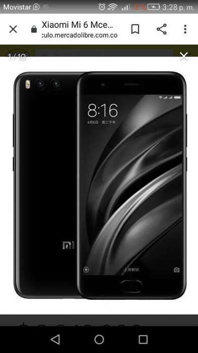 Se Vende Xiaomi M6