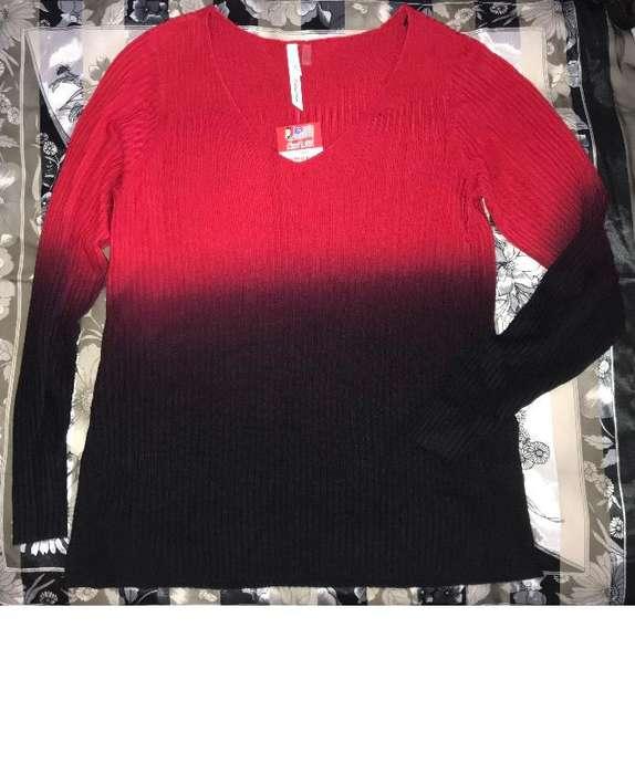 Sweater degrade NUEVO importado