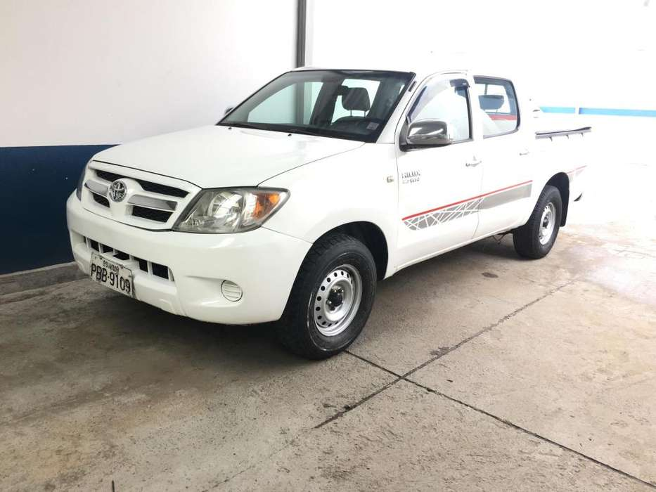Toyota Hilux 2008 - 163000 km