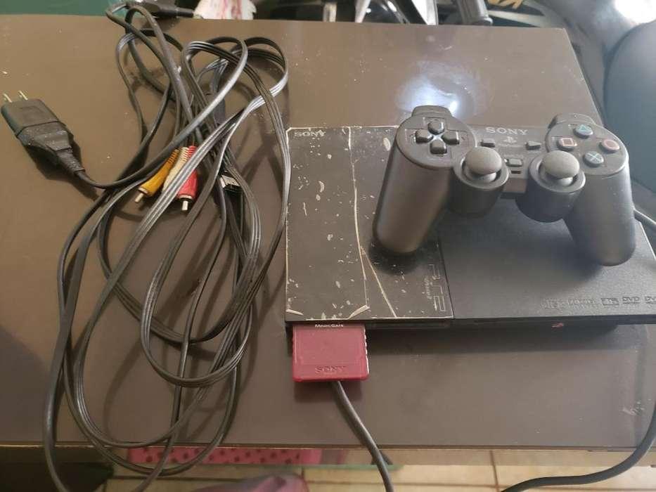 Vendo Playstation 2 Perfecto Estado