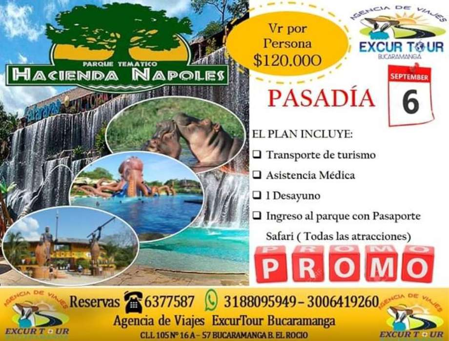 Tour Promoción Nápoles