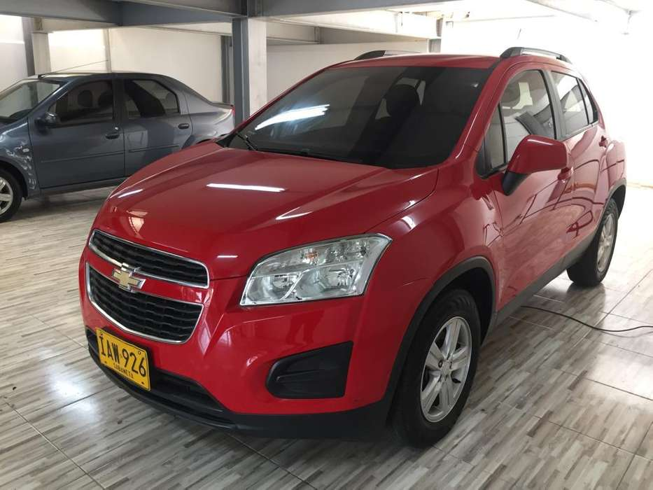 Chevrolet Tracker 2015 - 49436 km