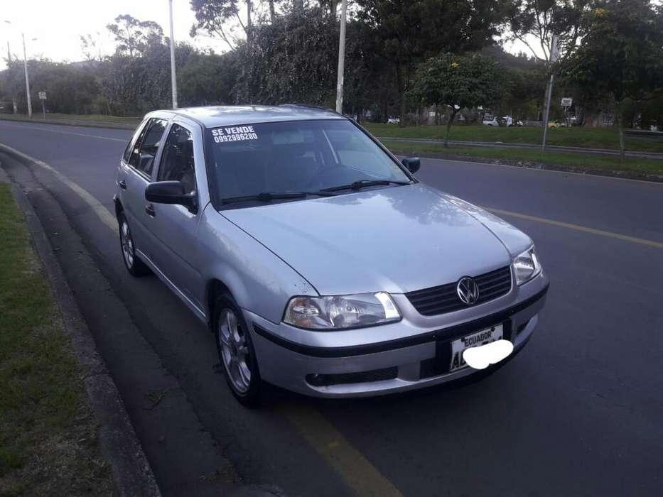 Volkswagen Gol 2002 - 270000 km