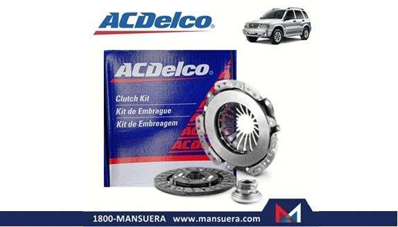 KIT DE EMBRAGUE ACDelco CHEVROLET GRAND VITARA