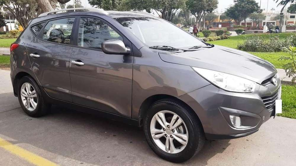 Hyundai Tucson 2012 - 85000 km
