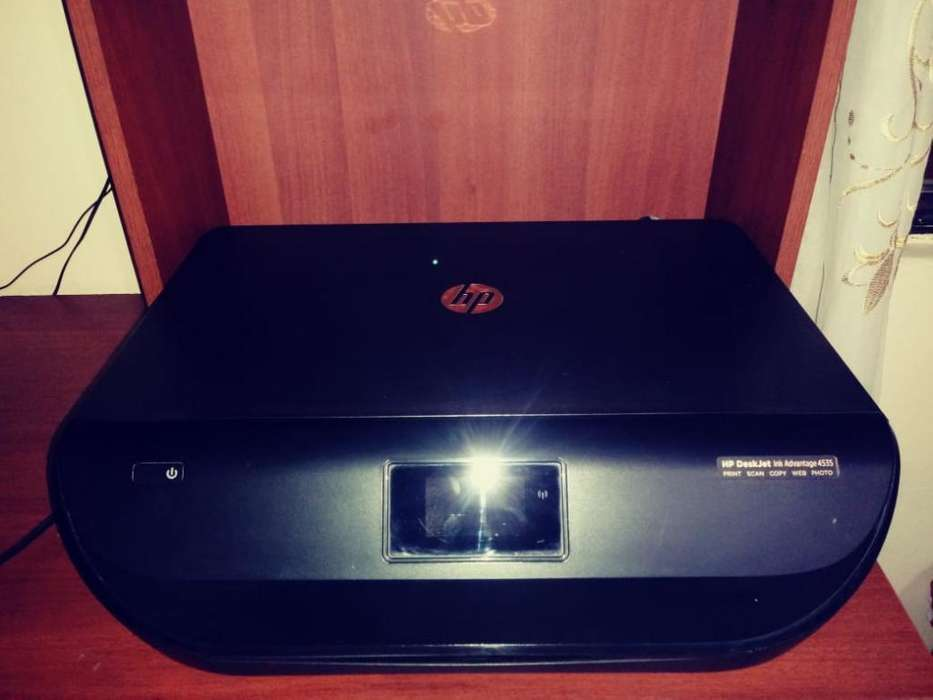 Se Vende Impresora Hp Deskjet Ink 4535