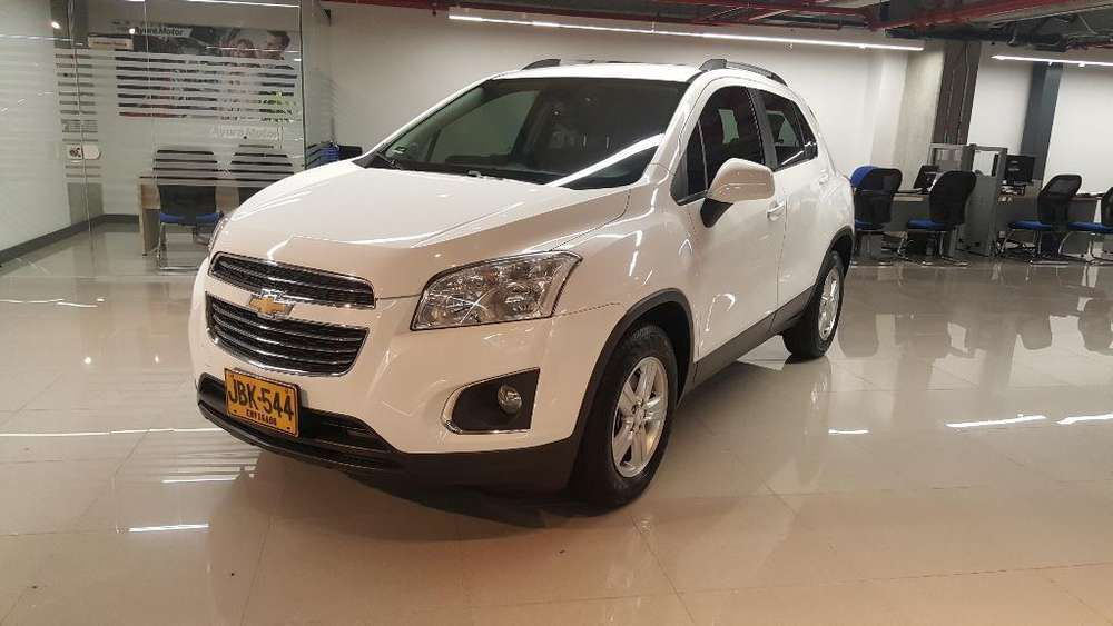 Chevrolet Tracker 2016 - 38410 km