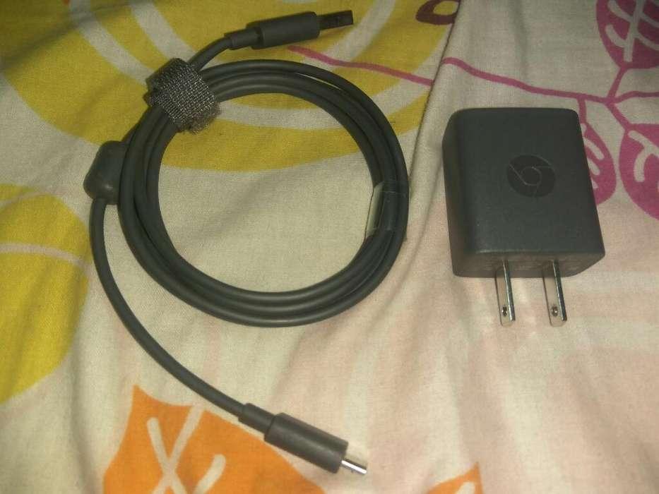 Cargador Original Y <strong>cable</strong> Chromecast New