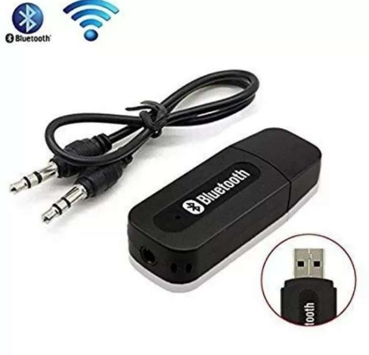 Adaptador Usb a Bluetooth Receptor 3,5pl