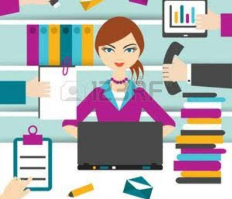 Busco Empleo Como Asistente de Oficina