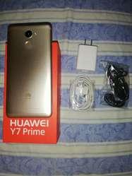 Vendo Celular Huawei Y7prime