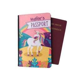 Portapasaportes Personalizados
