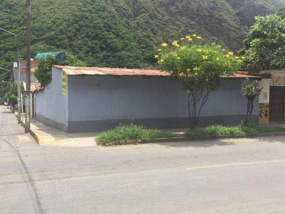 Terreno 200M2 en Quillabamba Esquina Buena Ubicación