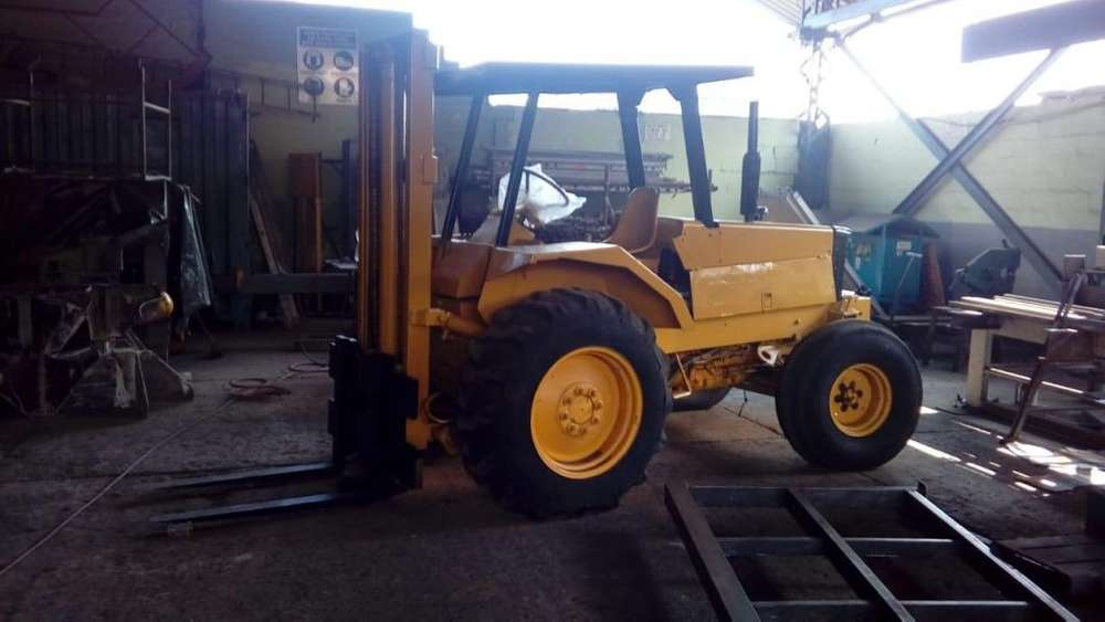 vendo montacargas tractor agricola