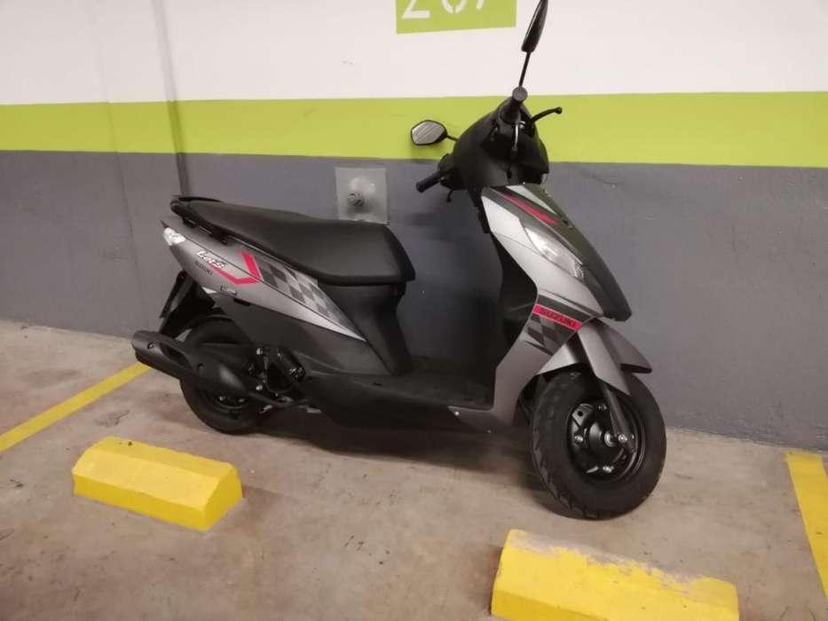 Moto Suzuki Como <strong>nueva</strong>