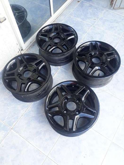 Rines de Mazda 323