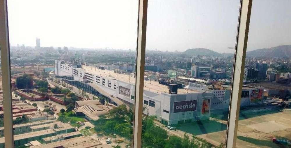 Exclusiva oficina 1558 mts2 ultimo piso vista panorámica