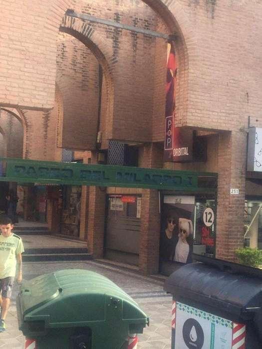 """Excelente local comercial en """"Paseo del Milagro I"""", calle Deán Funes 251 entre calles Belgrano y Av. Gral Paz."""
