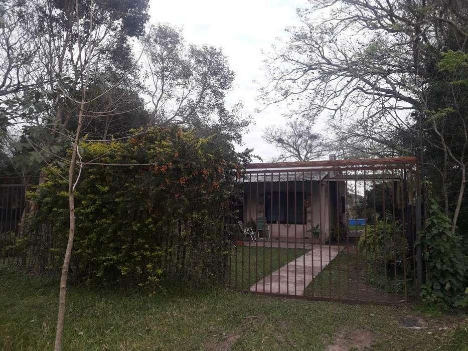 Vendo <strong>terreno</strong> 12x46 con Casa