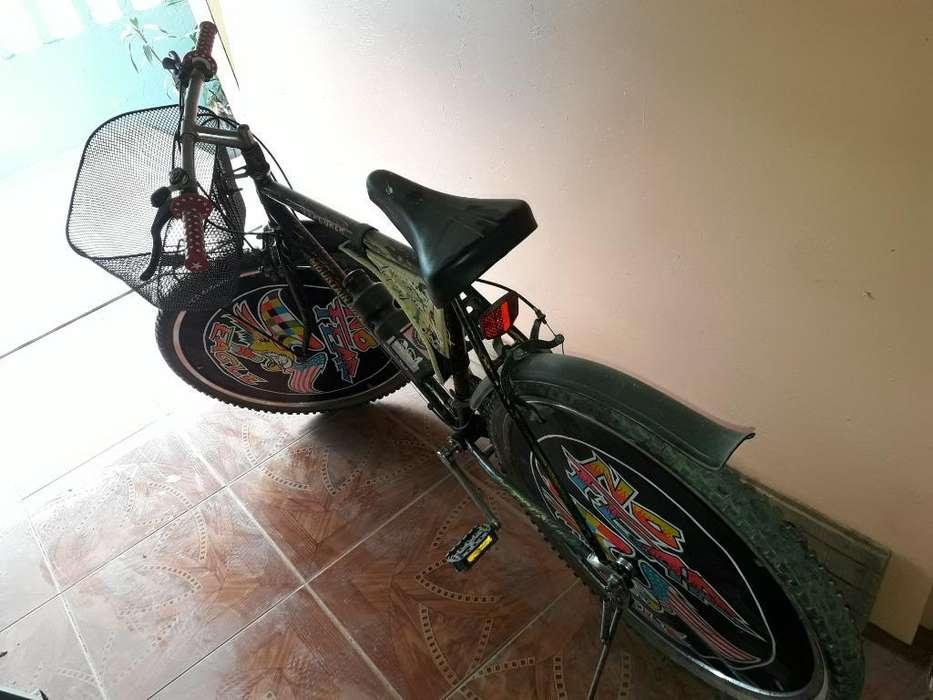 Bicicleta Montañera en Buen Estado
