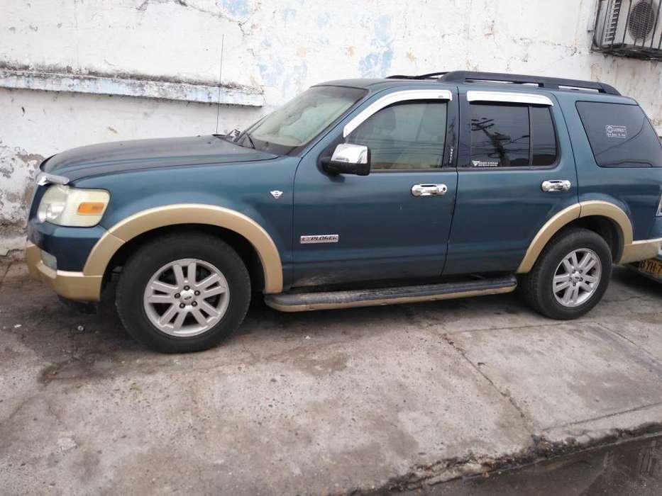 Ford Explorer 2009 - 160000 km