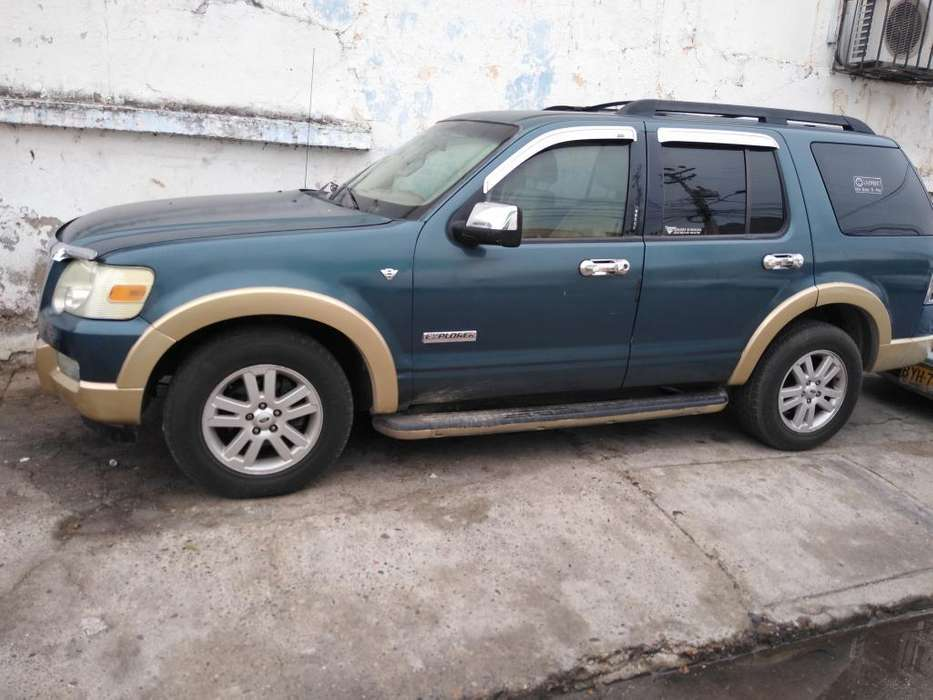 Ford Explorer 2009 - 160000 km