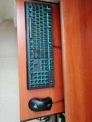 Combo Mouse Y Teclado Razer