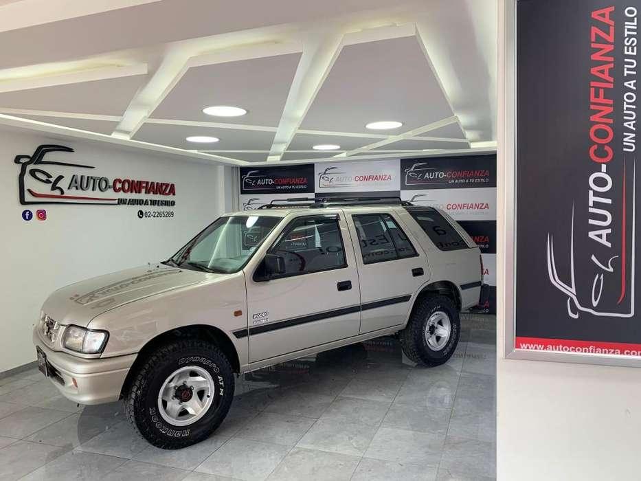 Chevrolet Rodeo 2002 - 205000 km
