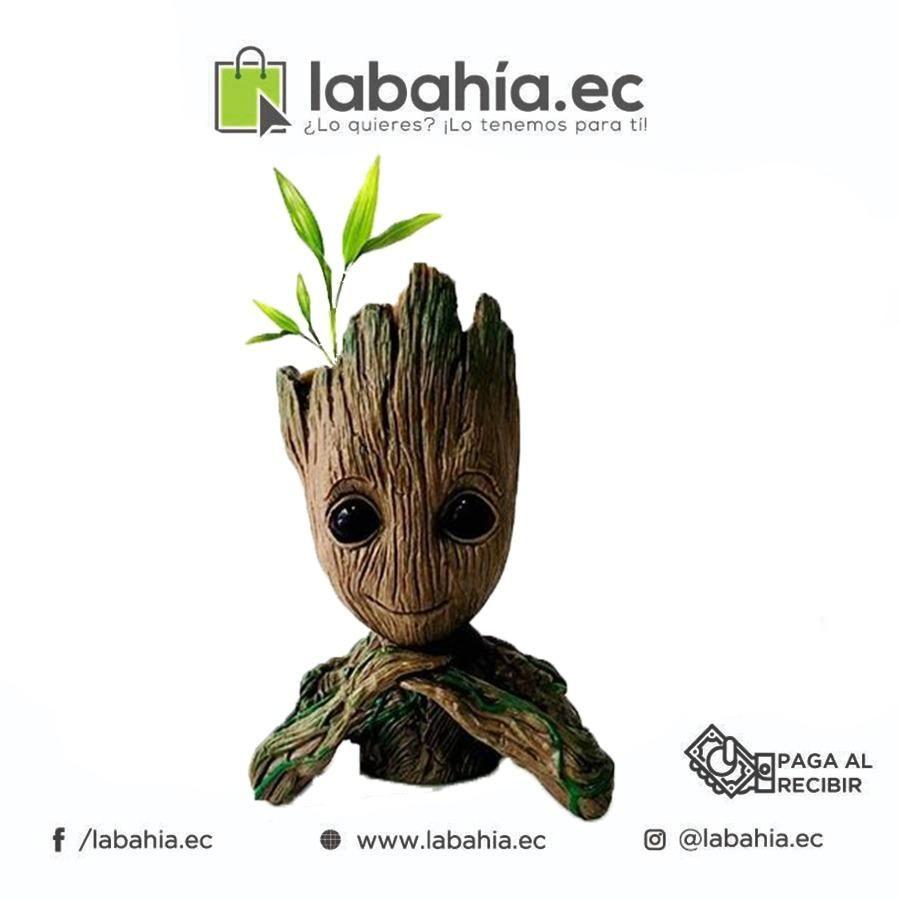 Maceta Baby Groot! Nuevo Modelo