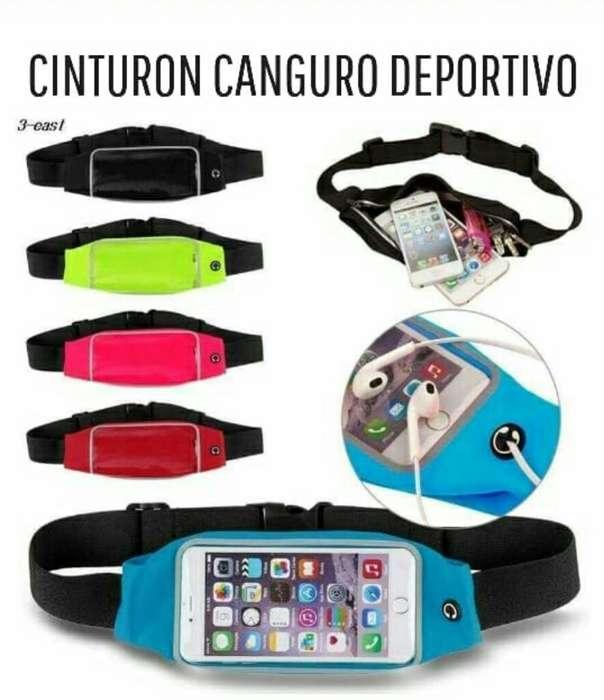 Cinturon Deportivo Semi Impermeable
