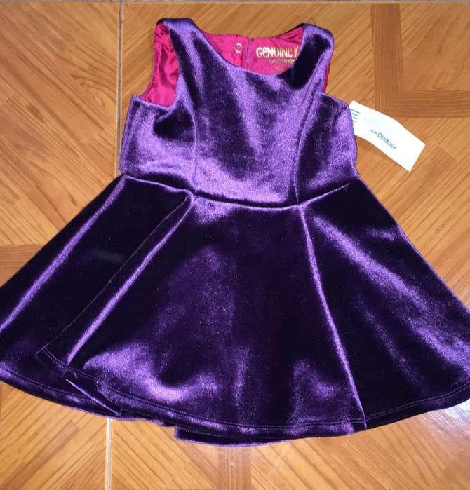Vestido Importado hasta 2 Años