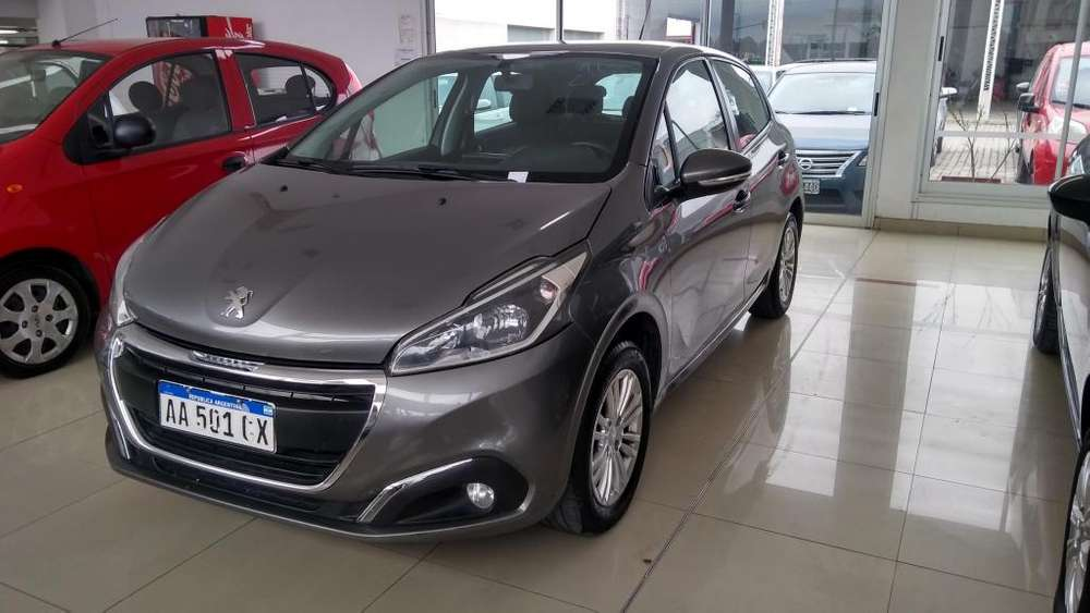 <strong>peugeot</strong> 208 2016 - 45000 km