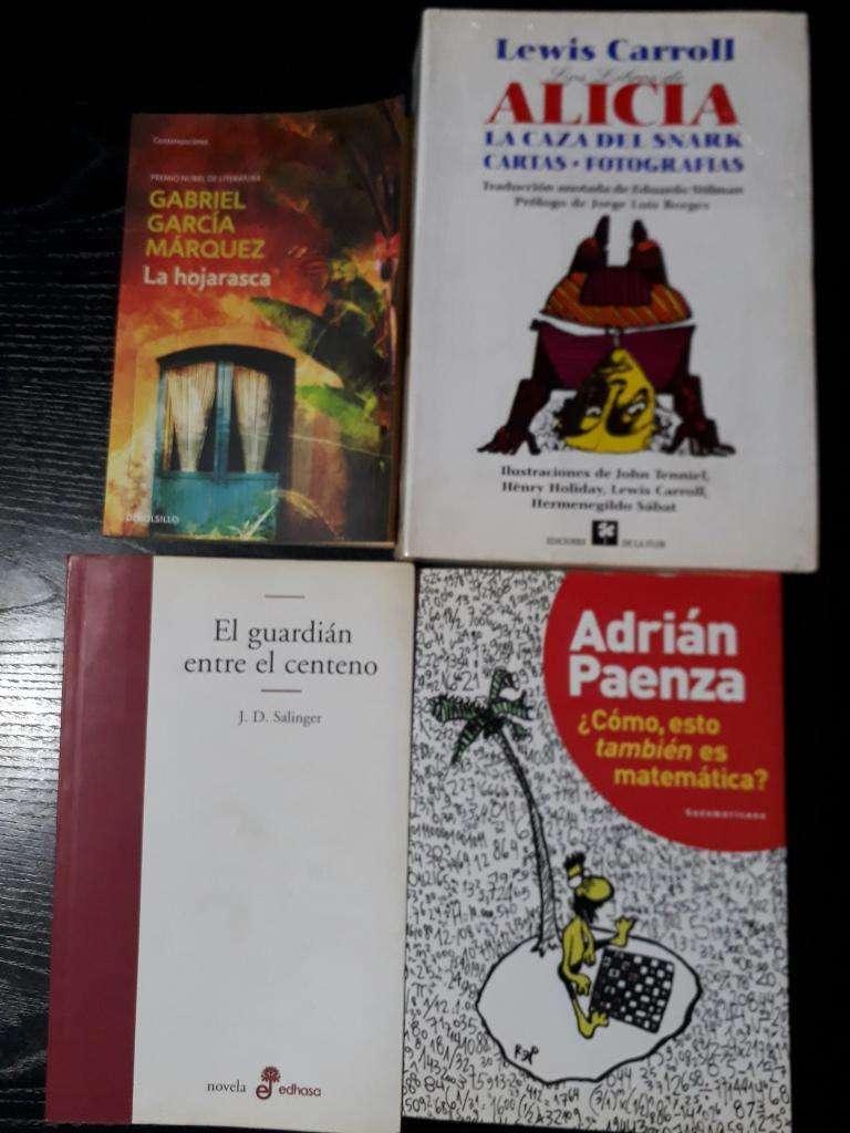 Lote Libros Variados