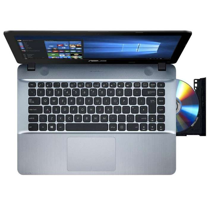 LAPTOP ASUS X407 DC N3350/ 4GB/ 500GB/ 14<strong>hd</strong> USLIM
